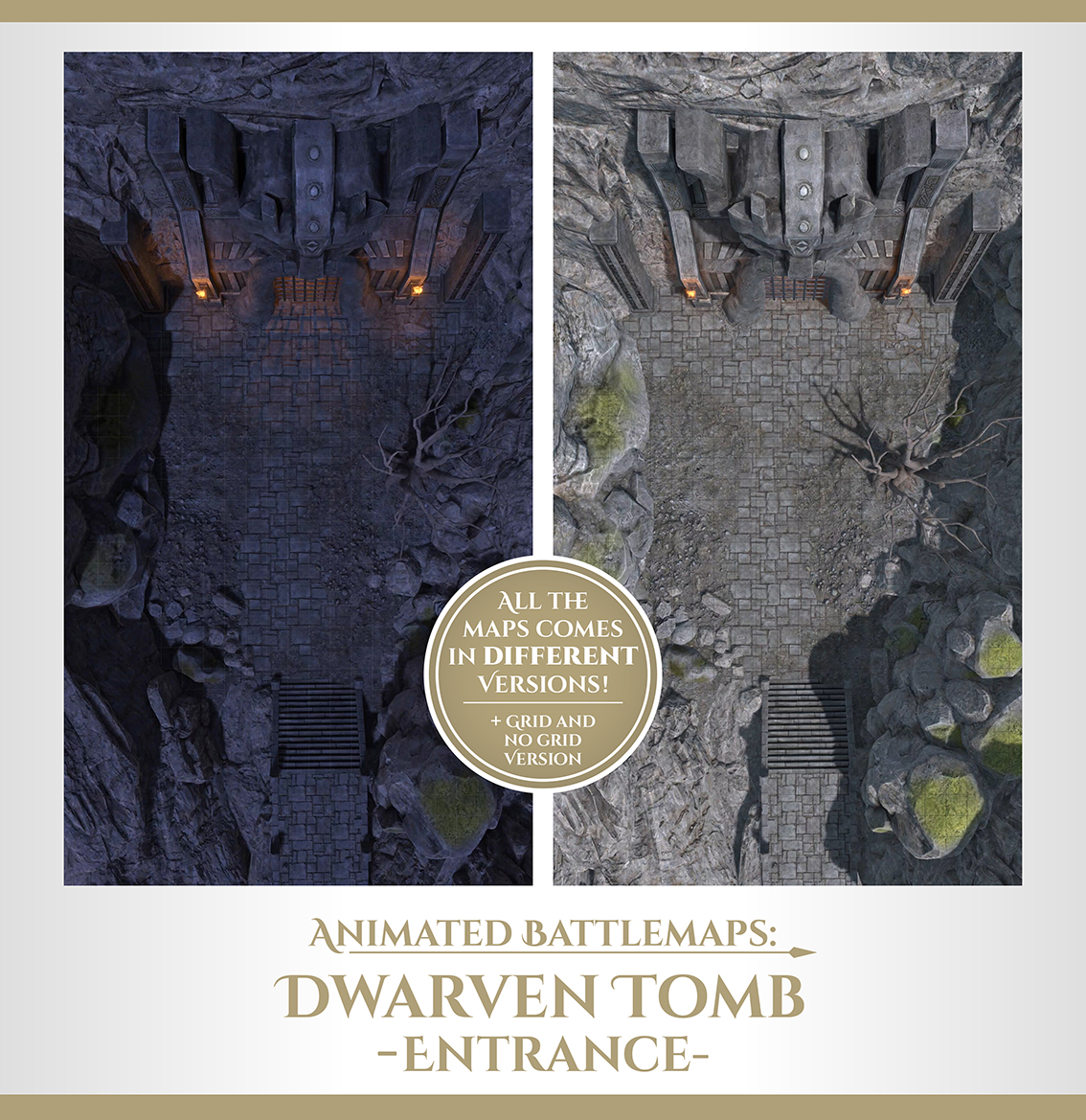 Dwarven Tomb • Entrance